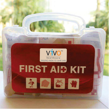 VIVO Healthcare First-Aid Kit