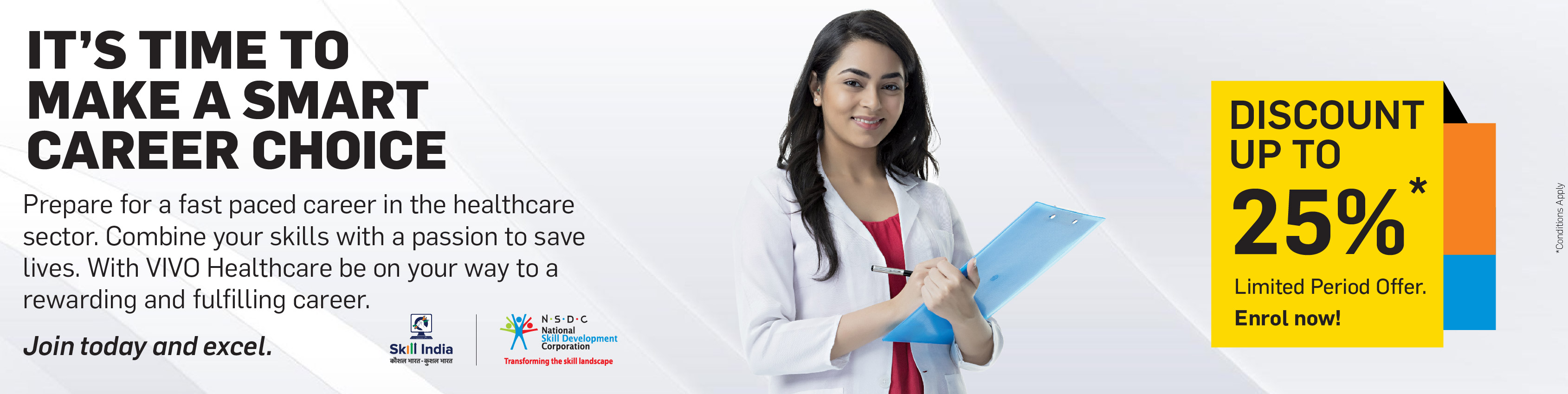 Job Oriented Vocational Courses in Healthcare| Job Oriented